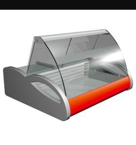 Холодильники витрины настольный