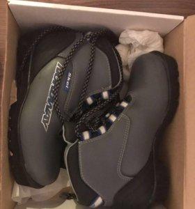 Детские ботинки для лыж 33р