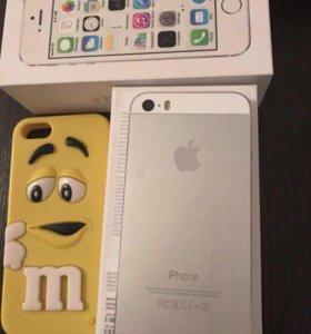 iPhone 5s (золото)