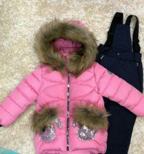 Комплект куртка и штаны