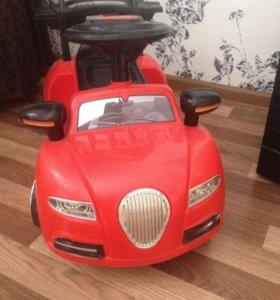 Игрушки :электромобиль