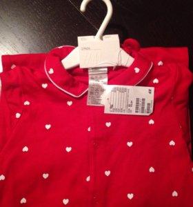 Новая пижама H&M