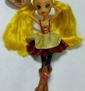 Кукла My little pony с шарнирами
