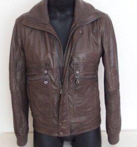 Кожаная куртка Dolce&Gabbana,м(48)