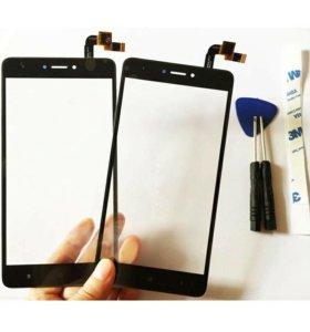 Сенсорное стекло для Xiaomi redmi Note 4x