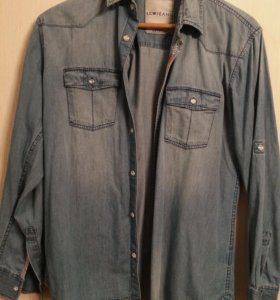 Джинсовая рубашка LCW Jeans, S