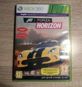 Диск для Хbox360, Forza Horizon