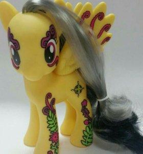 My little pony игрушка 14 см