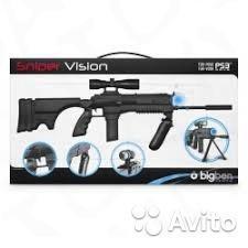 Снайперское ружье для Sony Playstation 3