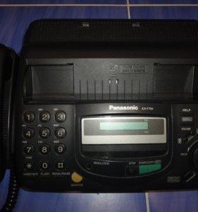 ФАКС Panasonic KX-FT64