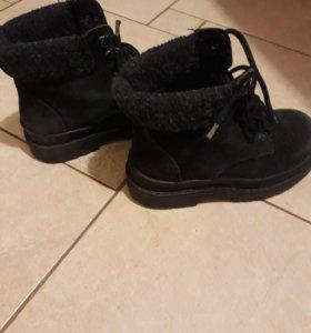 Ботинки зимние Croco's р-р31
