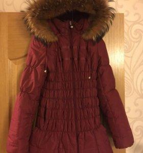 Куртка зимняя (для беременных)