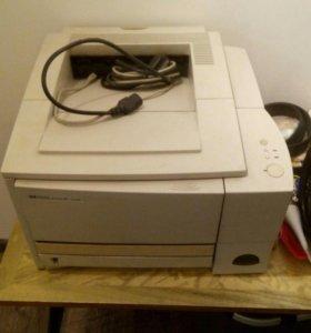 Принтер лазерный HP Laser jet 2200D
