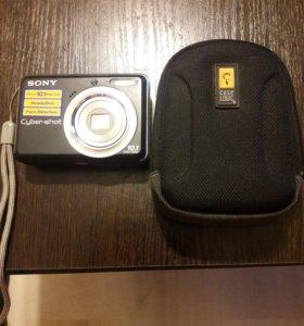 Фотоаппарат Sony Cyber- shot DSC- S930