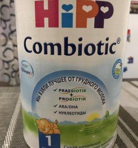 Смесь hipp combiotic 1 ( от 0-6 мес) 800гр.