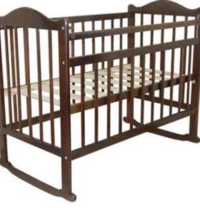 Новая кроватка