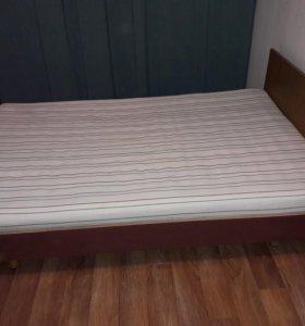 Кровать 1.25х1.90