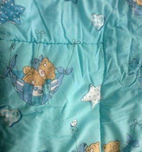 Одеяло Тедди
