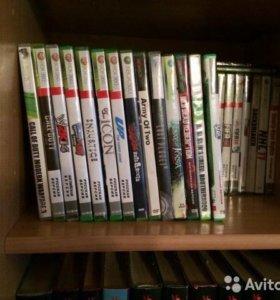 Продаю игры на Xbox 360 прошитый