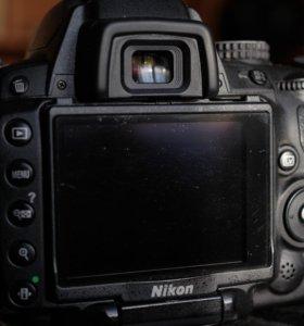 Nikon D5000 + Nikor 18-55 f/3.5-6.3