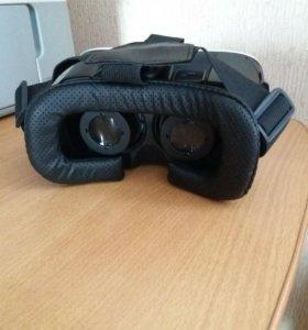 VR очки для просмотра 3D программ и фильмов.