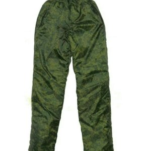 Утепленные штаны ВКБО