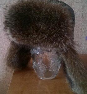 шапка мужская зимняя.