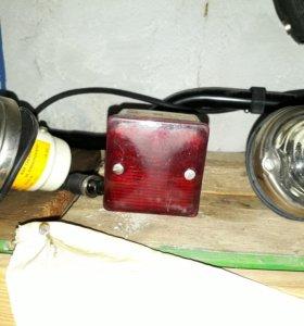 Габаритные фонари для электрокары, погрузчика
