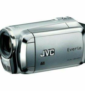 Видео камера JVC Evero GZ MS 120