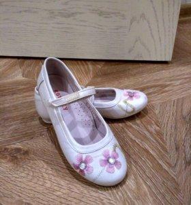 Туфли детские Котофей 32 размер