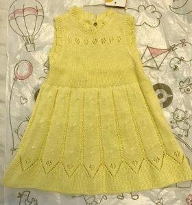 Новое платье crocid