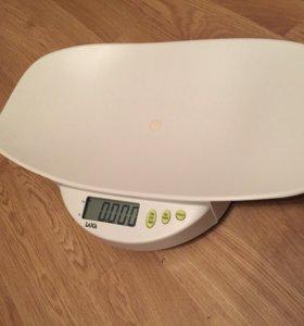 Весы детские Laica MD 6141