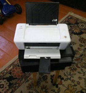 Принтер HP и CANON PIXMA