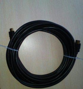 Продам кабель HDMI 10 метров.