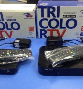 """Продам комплект """"Триколор"""" на 2 телевизора"""