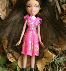 Кукла Bratz фирменная, оригинальная. Мулатка.