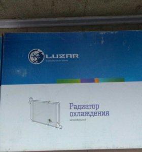 Радиатор охлажления LUZAR