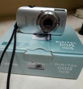 Фотоаппарат Canon Digital IXUS 110 IS