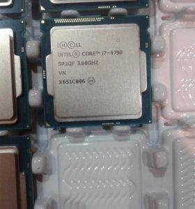 Новые Core i7-4790 LGA 1150, есть обмен