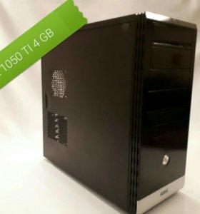 Игровой ПК Core i3/8Gb/GTX 1050 Ti 4 Gb