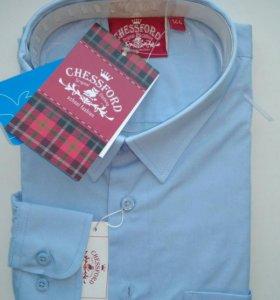 Рубашка для мальчика, новая, р.164