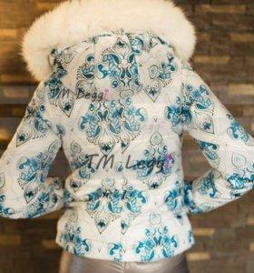 Зимний костюм (штаны, жилет, куртка)