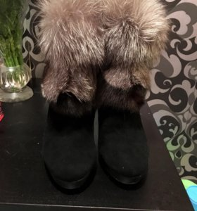 Зимние ботинки/сапоги/ботильоны