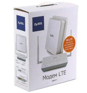 4G модем Zyxel 6100 для Yota интернет