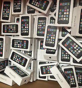 Новые iPhone 5S