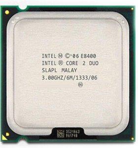 Процессор E 8400