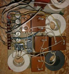 S-90._Амфитон 35ас-018. 4 ом.кроссоверы.фильтры