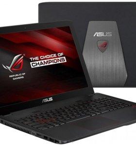 Игровой Ноутбук asus ROG GL552VW-CN875T