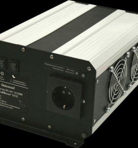 Инвертор 12-220 вольт 1,5 кВт