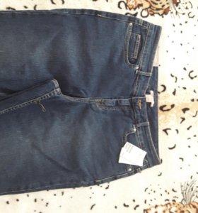 Новые брюки стрейч H&M
